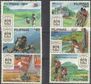 Timbres-Sports-JO-Philippines-1623-8-lot-13828