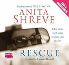 Rescue by Anita Shreve (CD-Audio, 2011)