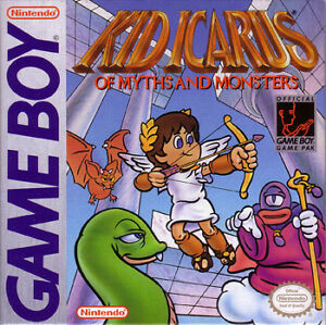 Details about Kid Icarus Of Myths And Monsters Gameboy Great Condition Fast  Shipping