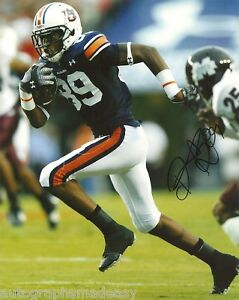 College-ncaa Darvin Adams Auburn Tigers Signed 8x10 Photo W/coa Cheap Sales 50%