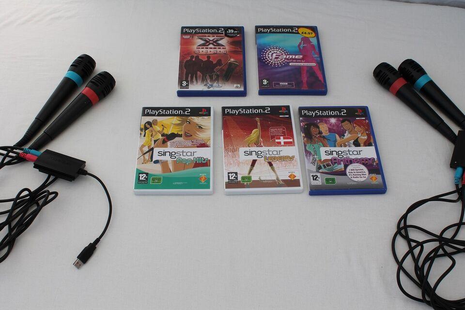 Playstation 2, Singstar