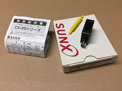 Ausdauernd Sunx / Photoelectric Sensor / Cx-24-pn-j