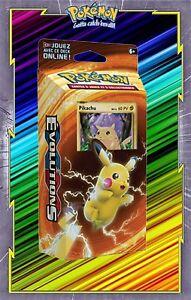 Deck-XY12-Evolutions-Puissance-Pikachu-Pokemon-Neuf