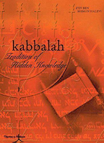 1 of 1 - Kabbalah: Tradition of Hidden Knowledge (Art..., Z'ev ben Shimon Hale 0500810230