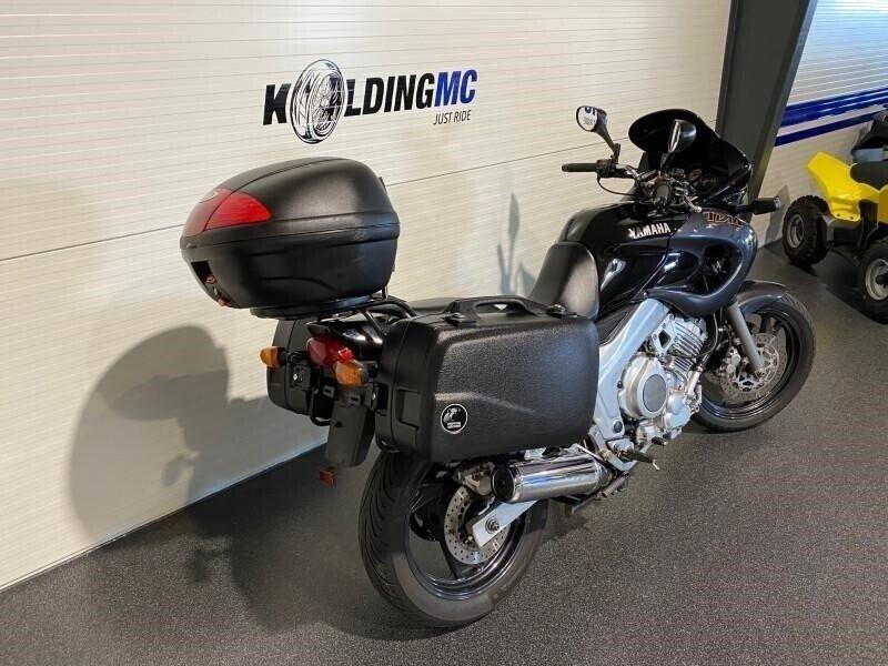 Yamaha, TDM 850, ccm 849