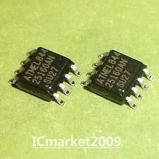 5 PCS AT25160AN-10SU-2.7 SOP-8 AT25160 25160AN SU27 SI27 SPI Serial EEPROMs