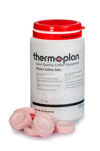 Thermo Coffee Tabs für Thermoplan Kaffeevollautomaten Black/&White 4 c