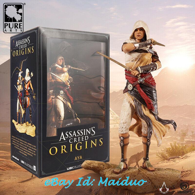 AyA Figura Modelo Estatua De Assassin's Creed Colecciones De Pvc En Stock