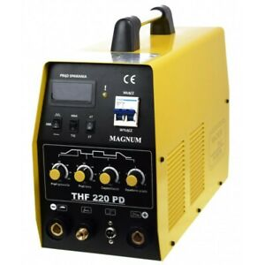 Welders, Cutters & Torches Magnum Tig Thf 220 Digital Inverter Welding Machine Cooling Fan 220a Tig Dc Welding & Soldering