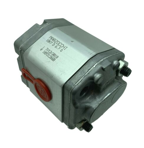 1BK7-D-6,7 Q Marzocchi Zahnradpumpe Gear pump