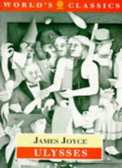 Ulysses (World's Classics),James Joyce, Jeri Johnson