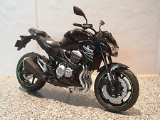 1:12 KAWASAKI NINJA Z800 Z 800 TOY MODEL FANTASTIC QUALITY STREETFIGHTER BLACK