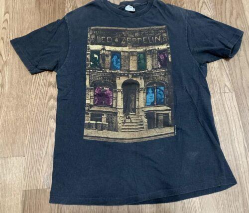 1988 Led Zeppelin Concert tour T Shirt Large physi