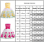 Flower-Girls-Dresses-Princess-Kids-Baby-Pageant-Party-Wedding-Tutu-Dress-Gown thumbnail 6