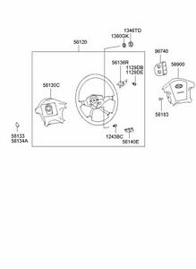 image is loading new-hyundai-kia-genuine-oem-cruise-control-switch-