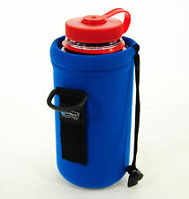 NALGENE Cool Stuff Neoprene Bottle Insulation Sleeve Blue