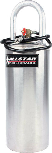 "Vertical 7/"" x 24/"" 2.75 Gallon Allstar ALL10532 Aluminum Air Tank"