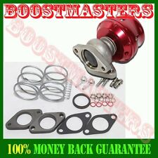 ADJ anodized 38mm EMUSA wastegate RED NEW T3/T4 T3 GT35 T70 T4 GT30 Turbo charge