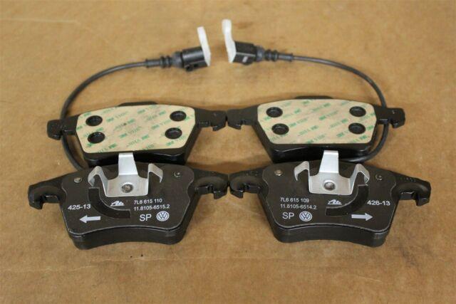 Front brake pads VW Touareg 2.5 TDi 7L6698151B New Genuine VW part