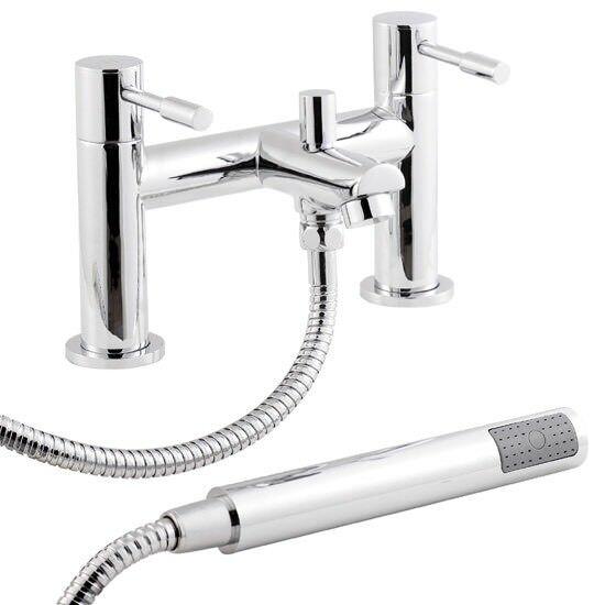 ULTRA FJ314 Bad Shower MIXER, CHROME, CHEAPEST AUF EBAY