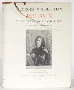 Poussin-et-Ses-Graveurs-au-XVII-Siecle-by-Georges-Wildenstein-1957-limited-ed