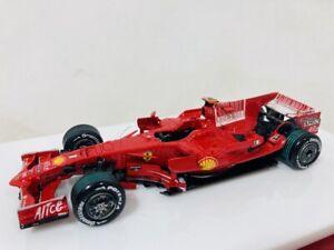 TAMEO-1-43-Ferrari-F2008-K-Raikkonen-Japan-GP-finished-product-Junk