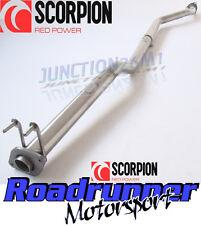 Scorpion Civic Sport 1.6 Ep2 Carrera Tubo De Escape Inoxidable non resonó más alto