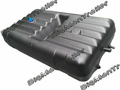 Underbody Fresh Water Tank 59L Camp Caravan Trailer 4WD Motorhome RV 4x4 033422