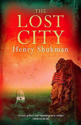 The Lost City by Henry Shukman Large Paperback 20% Bulk Book Discount