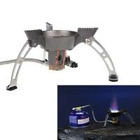 Brs-11 Gas Stove Split Windproof Cookware Camping Hiking Picnic Burner Cookware on sale