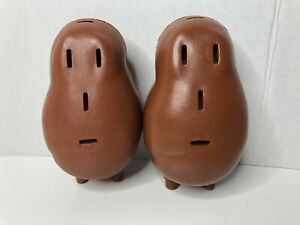 Vintage Classic 1973 Hasbro The Original MR POTATO HEAD Body Only Lot of 2