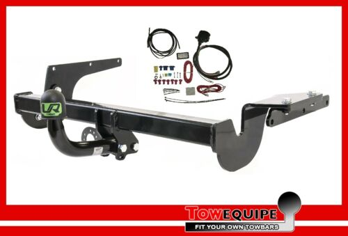 Swan Neck Towbar 13pin C2 Wiring kit for Peugeot 207 ESTATE 2006 on 29042//F/_A1