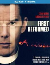 First Reformed Blu-ray Digital Ethan Hawke With Slip Cover
