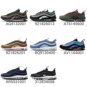 the latest 9cc7c 5b67a Details about Nike Air Max 97 / Premium Mens Classic Running Shoes  Lifestyle Sneakers Pick 1
