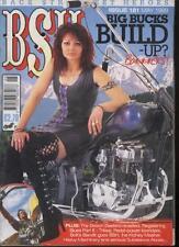 BSH THE EUROPEAN CUSTOM BIKE MAGAZINE - May 1999