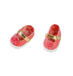 Zapf-Creation-Bebe-Annabell-Muneca-Zapatos-Par-Para-43cm-Munecas-Rosa-Lirio