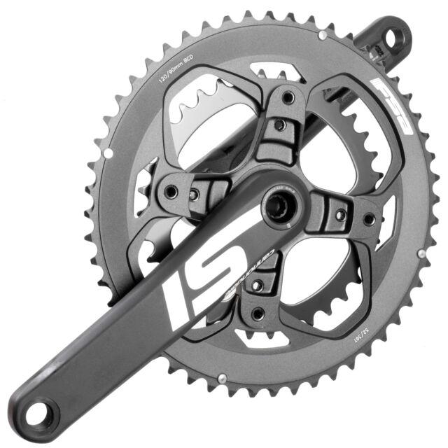 2019 Cannondale Solidgram Si BB30 Road Bike Bicycle Crankset 52/36T 170mm