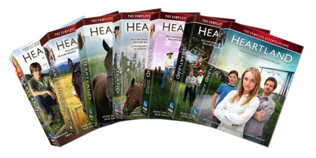 HEARTLAND: Complete Season 1 - 7 DVD (1 2 3 4 5 6 7)