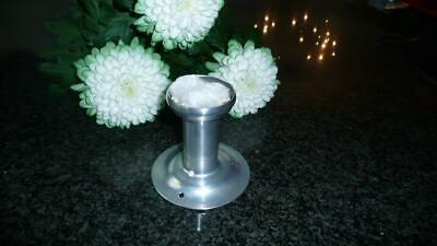 Fornito Bruciatore Inserto Congelarsi Candele Luce I Resti Torcia Da Giardino Fuoco Stoppino Supporto 5,2 Cm-