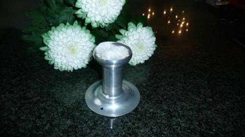 Brenner Einsatz Schmelzlicht Kerzenreste Garten Fackel  Feuer Dochthalter 7,5 cm