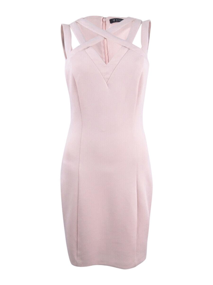 Guess Women's Strappy Sheath Dress