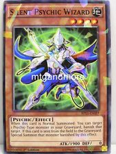 Yu-Gi-Oh - 1x Silent Psychic Wizard - Shatterfoil Rare - BP03 - Monster League