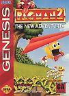 Pac-Man 2: The New Adventures (Sega Genesis, 1994)