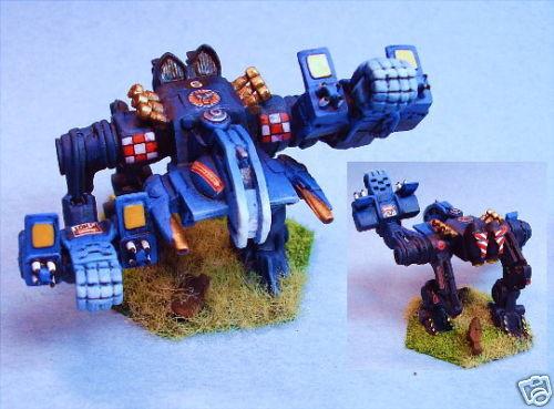 Battletech Pintado negrohawk 2 battlemech nicice