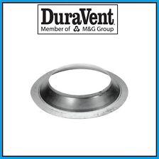 "DURAVENT DirectVent Pro - 4"" x 6 5/8"" Galvanized Storm Collar  #46DVA-SC"