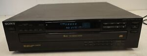 Sony CDP-C365 5 Disc CD Player Changer High Density Linear Converter (2G4.31.JK)