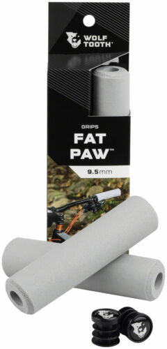 Wolf Tooth Fat Paw Grips Gray