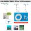 PRO longline with 20 or 30 hooks New PALANGRE PRO 20 ou 30 HAMECONS FLASHMER