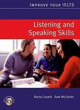Improve Your IELTS Listening and Speaking: Study Skills Pack by Barry Cusack