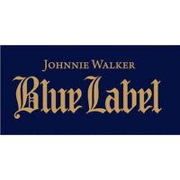 Johnnie Walker Blue Label Sticker Decal Vinyl Logo 2 Stickers
